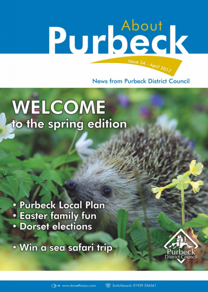 About Purbeck Spring 2017