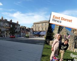 EDDC resident's magazine East Dorset News