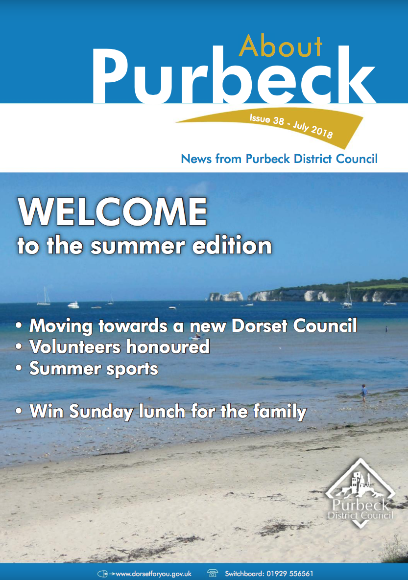 About Purbeck Summer 2018
