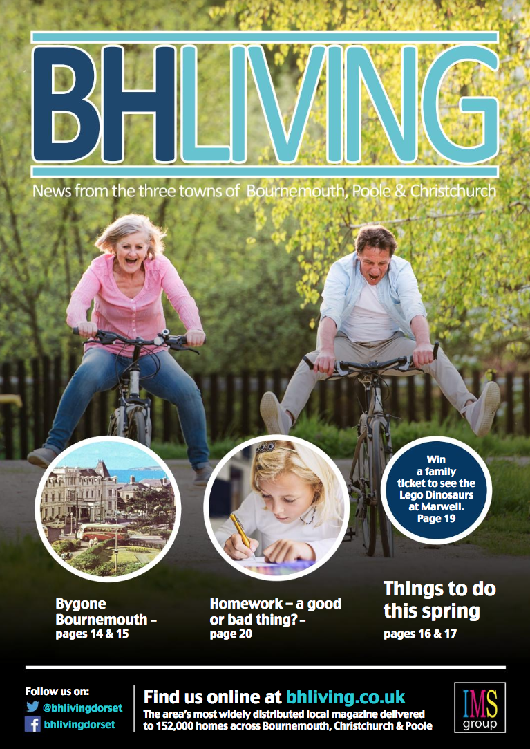 BH Living published by IMS Group