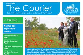 Christchurch Courier